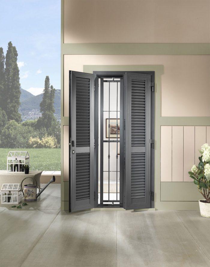 Serramenti di sicurezza per la casa da mdb portas nurith - Quanto costa una finestra in pvc ...