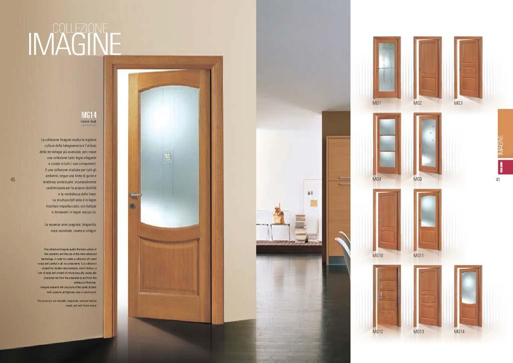Porta Collezione Imagine - Sololegno - MdbPortas | MDB Portas