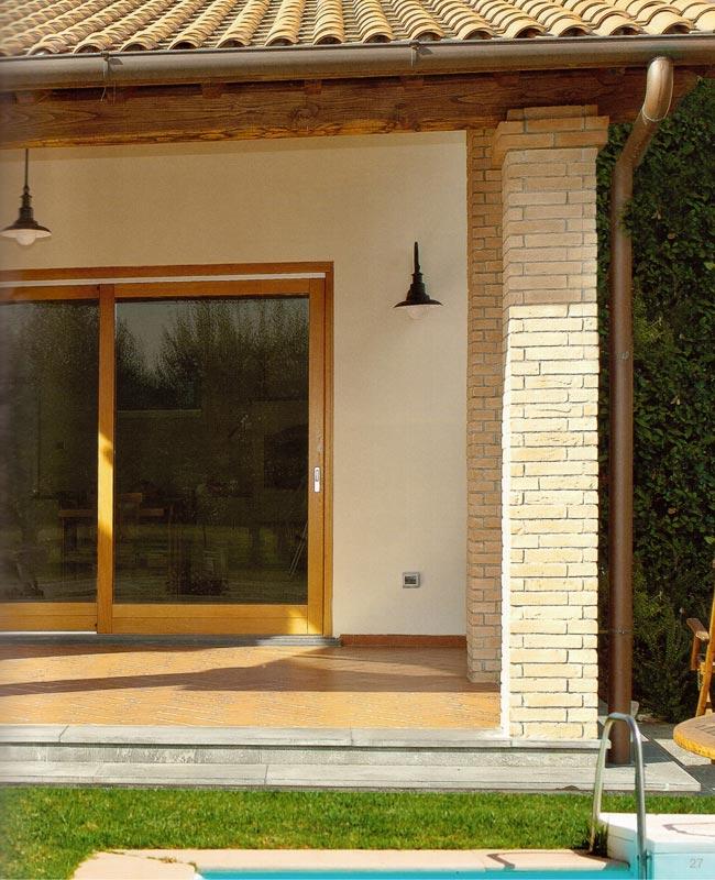 Zanzariere per finestre e porte finestre su misura magnetiche - Zanzariere porta finestra prezzi ...