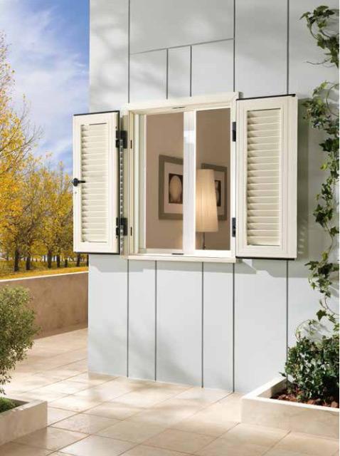 Persiane blindate alluminio e acciaio mdb portas milano - Sostituzione finestre milano ...
