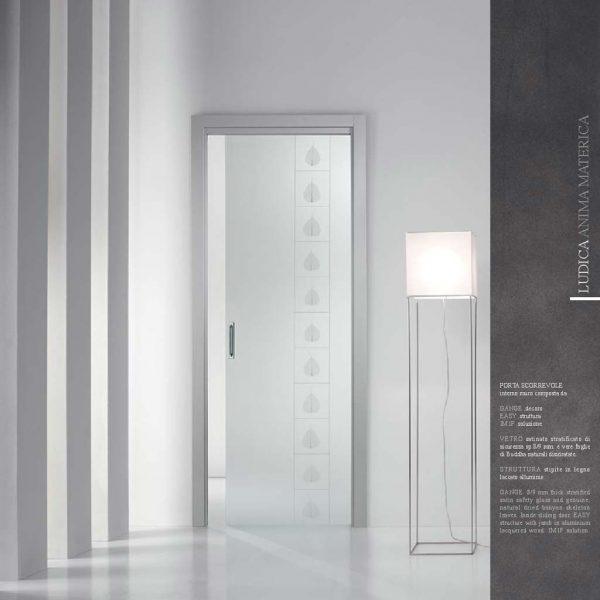 Porte scorrevoli in vetro, esterno muro o a scomparsa   MDB Portas
