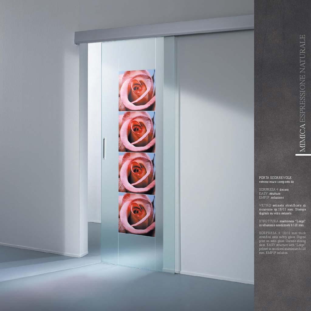 Porte In Alluminio Anodizzato porta scorrevole alluminio anodizzato - mdbportas