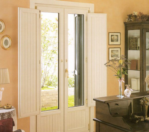 Porta finestra in pvc vecchia milano mdb portas nurith for Mdb portas nurith