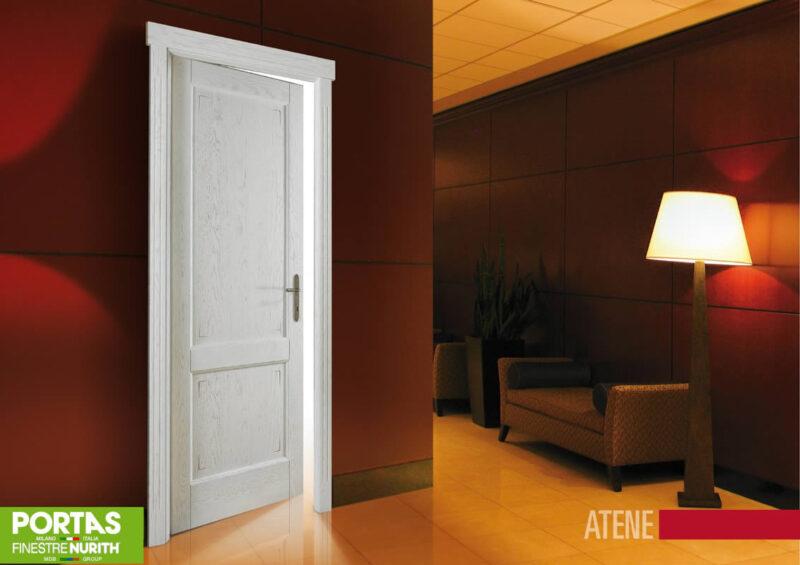 Porte In Legno Massello : Porte interne in legno modelle capitali atene mdb portas nurith
