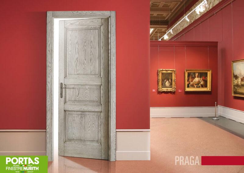 Porte Interne in Legno modelle Capitali Praga- MDB Portas Nurith ...