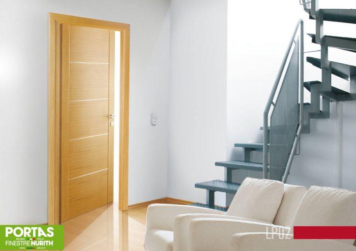 Porte interne in legno modelle concerto lp02 mdb portas for Mdb portas nurith