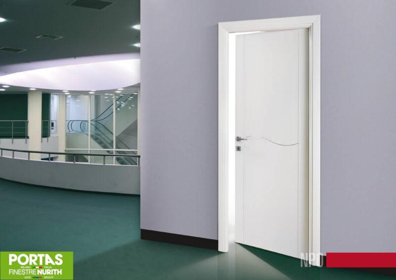 Porta Interna in Legno collezione Ideale NPO laccato - MDB Portas ...