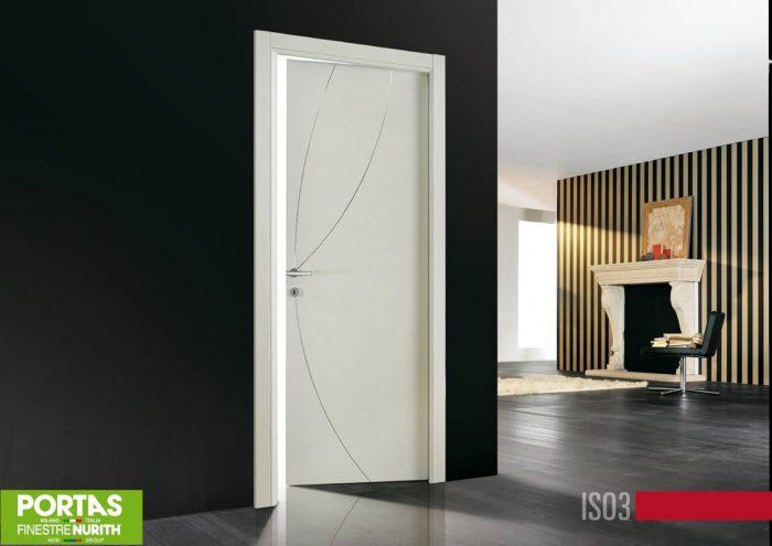 Porta interna in legno collezione ideale is03 mdb portas for Mdb portas nurith