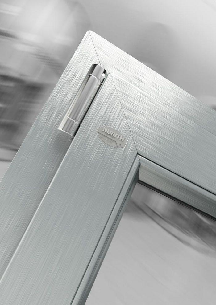 Serramenti in pvc domus colori ed effetti mdb portas nurith for Infissi in pvc bianco effetto legno
