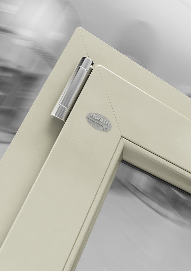 Finestre e portefinestre con tapparelle in alluminio a castellazzo - Finestre pvc con tapparelle ...