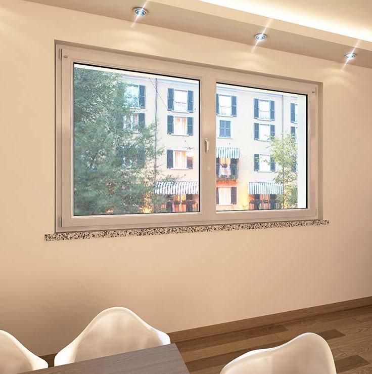 Vendita posa finestre in pvc a monza e milano mdb nurith - Sostituzione finestre milano ...