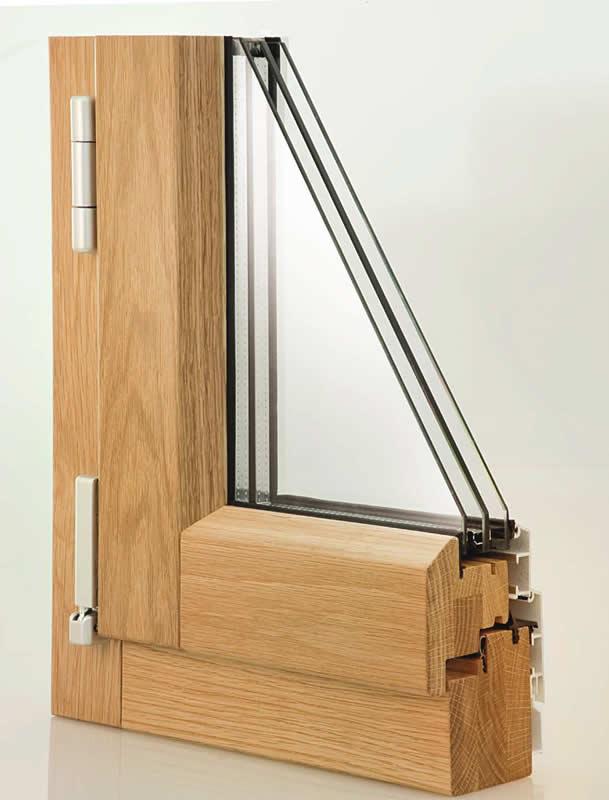 Vendita infissi e serramenti in legno alluminio a milano for Serramenti pvc legno