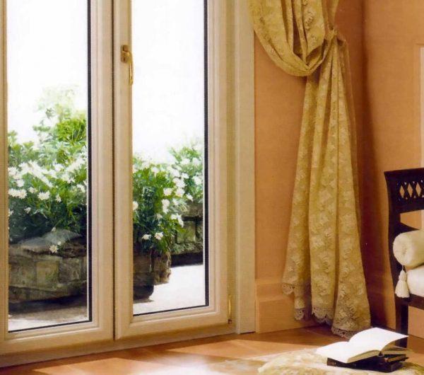 Porta finestra in pvc serie prima mdb portas nurith for Mdb portas nurith