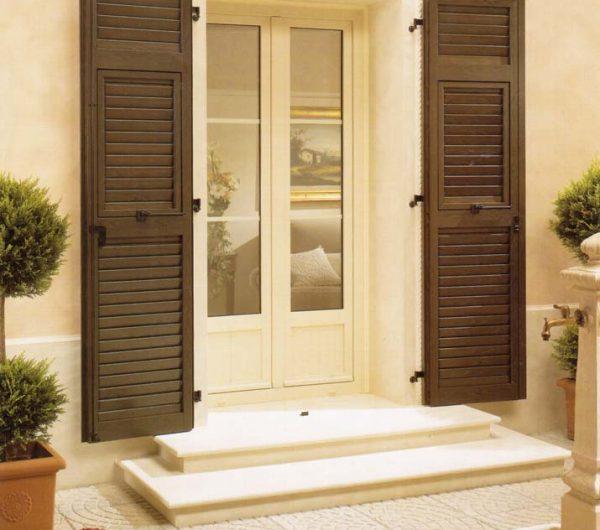 Porta finestra in pvc con pannelli liberty mdb portas for Mdb portas nurith
