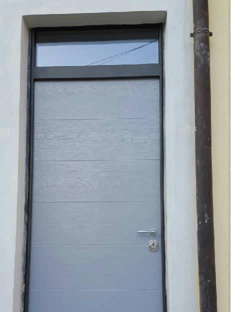 Finestre e porta finestra scorrevole pvc pannello vetroresina - Porta finestra blindata ...