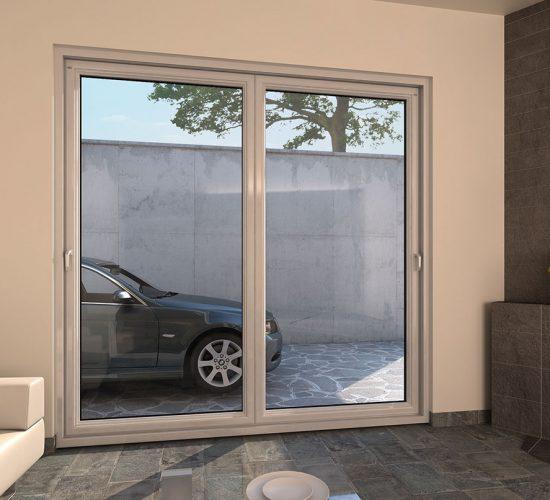 Serramenti in pvc porta blindata e porte interne cornaredo - Porta finestra blindata ...